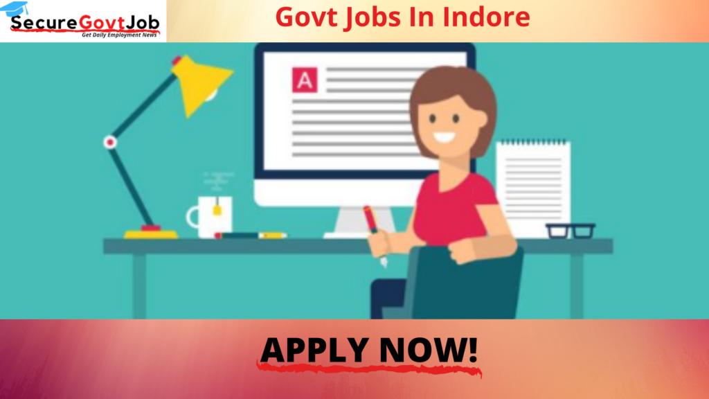 Govt Jobs in Indore