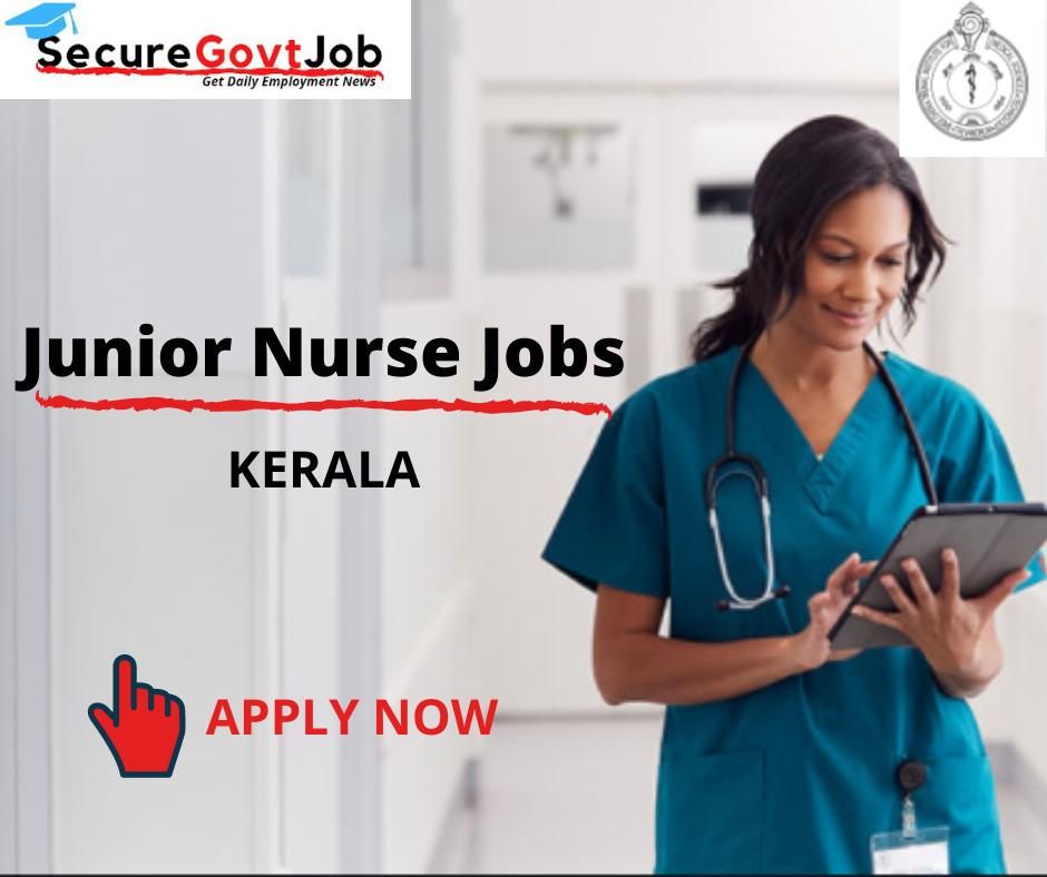 Junior Nurse Jobs in Thiruvananthapuram