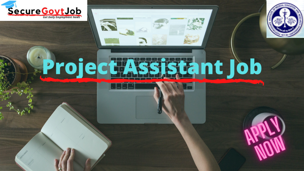 Project Assistant Jobs in Chandigarh
